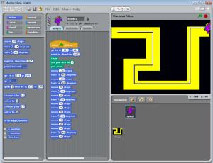 Scratch – Maze Problem Solving – Computer Science JBS Dovedale